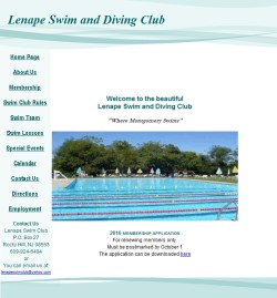 Lenape Swim Club